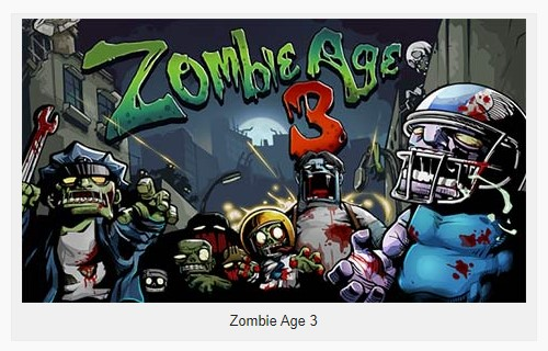 Zombie Age 3 1.4.4 b108 Apk + Mod(Money/Ammo) for android