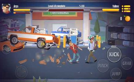 City Fighter vs Street Gang 2.0.9 Apk + Mod (Unlimited Money)