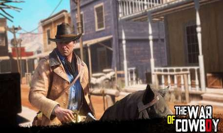 Cowboy Hunting: Dead Shooter 1.1.1 Apk + Mod (Free Shopping)