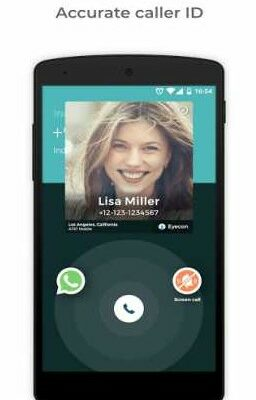 Eyecon: Caller ID, Calls, Phone Book & Contacts 2.0.290 Apk + Mod