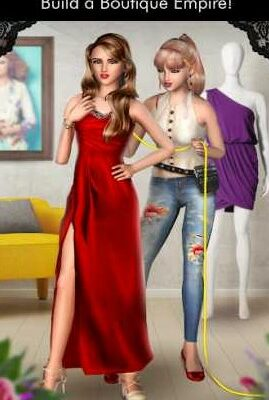 Fashion Empire – Boutique Sim 2.89.0 Apk + Mod for android