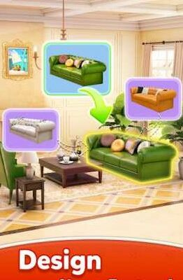 Home Fantasy – Dream Home Design Game 1.0.16 Apk + Mod (Money/Live)