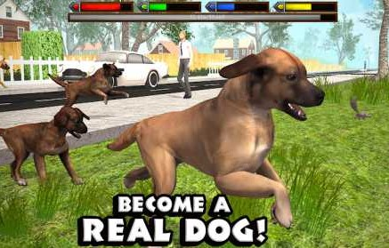 Ultimate Dog Simulator 1.2 Apk + Mod (Points) for android