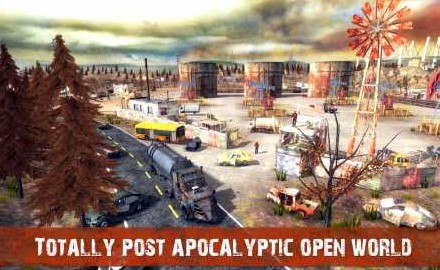 Death Truck Hero – Apocalypse Road 1.11 Apk